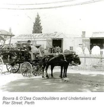 Bowra & O'Dea Coachbuilders and Undertakers